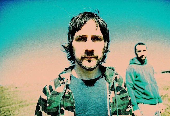 Boards of Canada hosted a Tomorrow's Harvest listening party in the California Desert and all I got were these lousy fan footage streams!