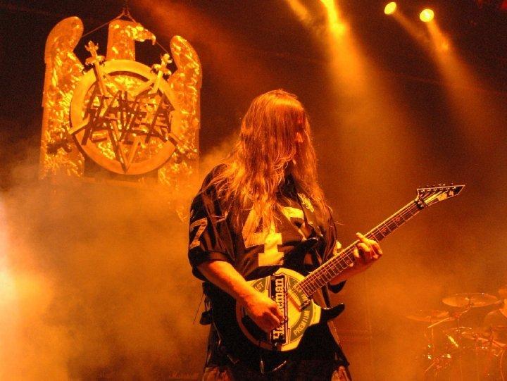 RIP: Jeff Hanneman, Slayer guitarist