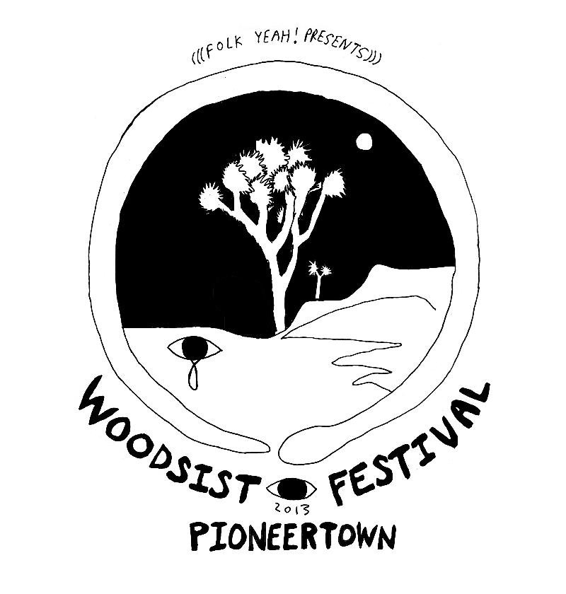 Dust off your butter churns and sexy bonnets! Woods, White Fence, The Fresh and Onlys, MV & EE, The Babies are playing Woodsist Fest Pioneertown