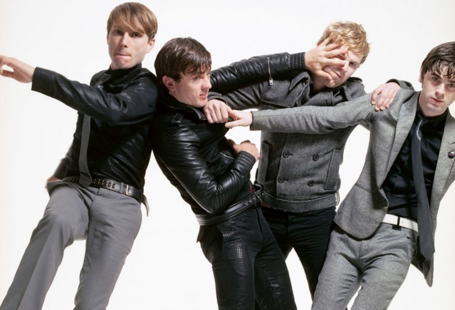 Franz Ferdinand announce funky-fresh tour of funky-smelling North America