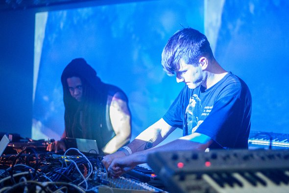 Ital and Hieroglyphic Being team up to form Interplanetary Prophets, release an EP, and save the galaxy