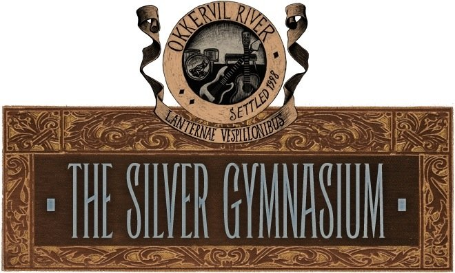 Okkervil River unleash the floodgates, but all that comes out is some new LP called The Silver Gymnasium and some tour dates; weird!