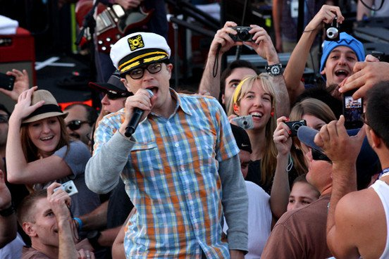 Weezer Cruise announces major get for 2014 lineup: Weezer! Also Cat Power, Toro y Moi, Adam Devine, DIIV, others