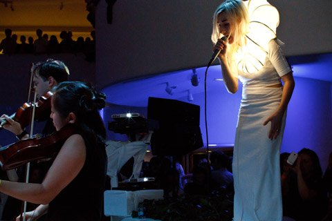 Zola Jesus releasing collaborative album with JG Thirlwell and his madcap string arrangements