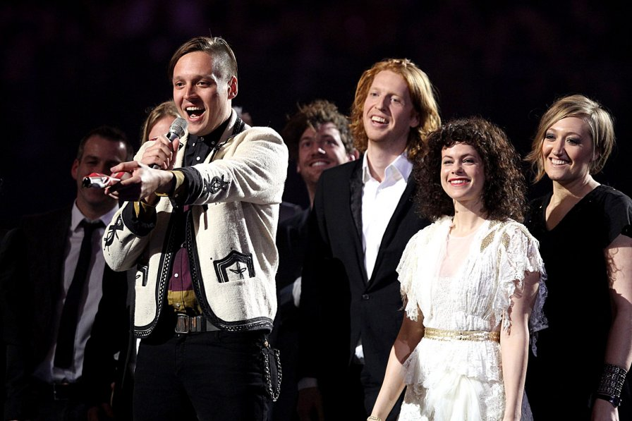 Arcade Fire announce October release date for new record, admit guilt in burning of Montreal Biosphere