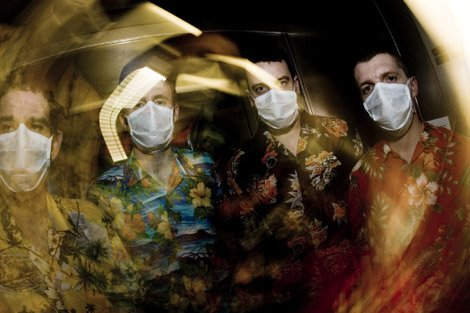 Clinic announce small batch of tour dates; daddy needs a new bag of surgical masks