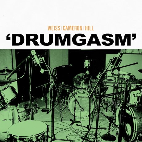 Zach Hill, Janet Weiss, and Matt Cameron create drum circle jerk Drumgasm, release debut LP in August