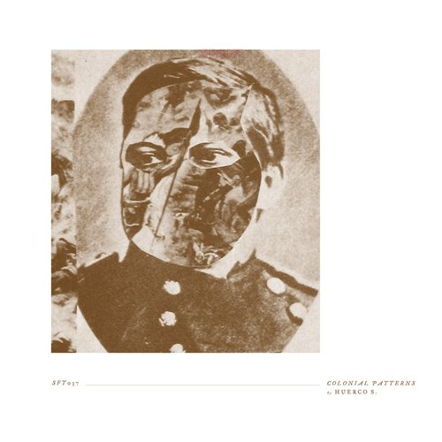 Huerco S. takes advantage of your danceable resources, readies Colonial Patterns LP on Software