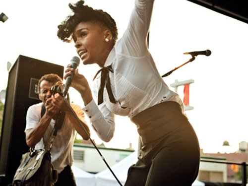 Janelle Monae, the electric lady, releases second single from new album due out in September