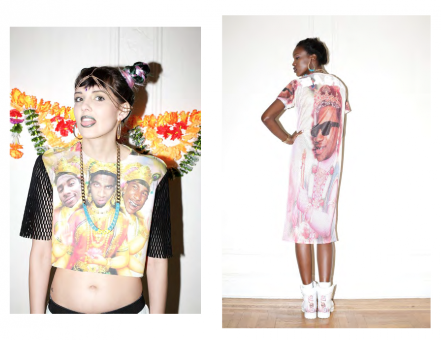 Lil B (#BasedGod) has inspired a senior fashion thesis collection (#BasedGod), and now you can preorder some of these items online (#BasedGod)