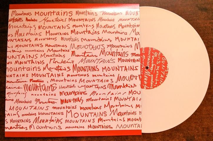 Mountains maintain their love of particular geographic features, reissue Mountains Mountains Mountains on Thrill Jockey