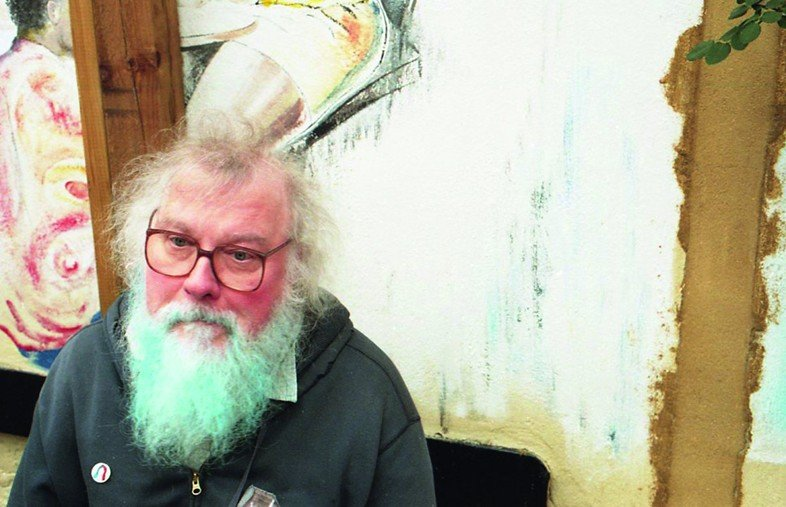 R. Stevie Moore announces new compilation album, still has way more songs than any reasonable human would presume they could shake a stick at