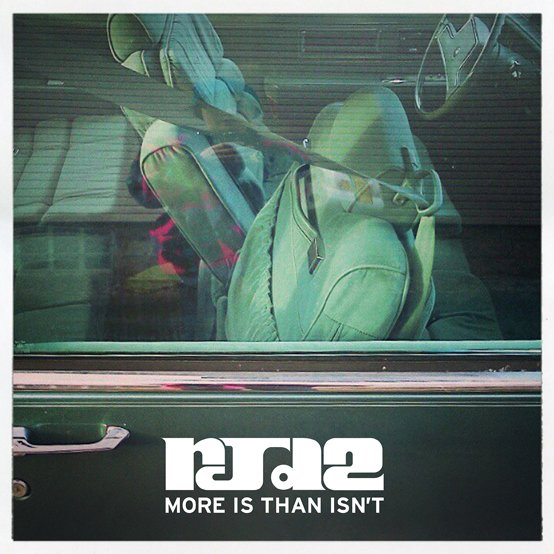 RJD2 announces new album, More Is Than Isn't, hopes you're more excited than not