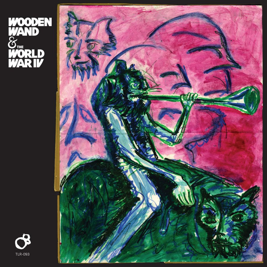 Wooden Wand plans new album for Three Lobed Recordings, out in October, does so very sneakily (better check your cabinets)