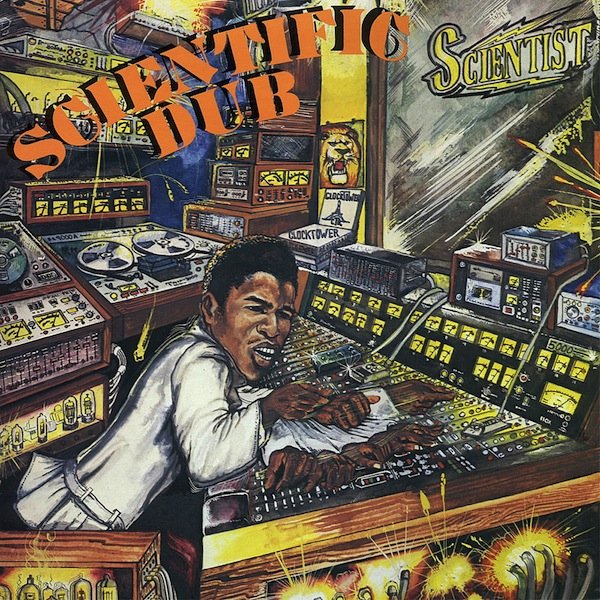 Scientist Scientific Dub Delorean Tiny Mix Tapes