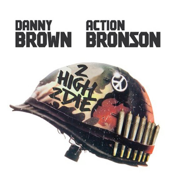 Danny Brown and Action Bronson announce 2 High 2 Die tour, become high enough to ascend from mortal plane