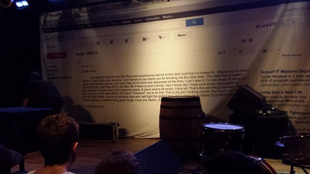 Death Grips no-show in Chicago apparently planned all along; attendees concede the meaning, but are mostly pissed off