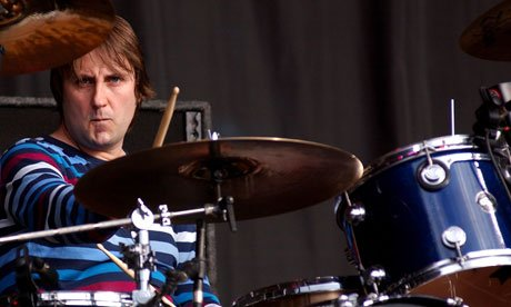 RIP: Jon Brookes, drummer for The Charlatans (UK)