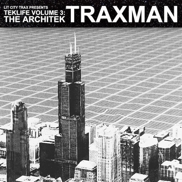 Traxman to release Teklife Vol. 3: The Architek on Lit City Trax in September