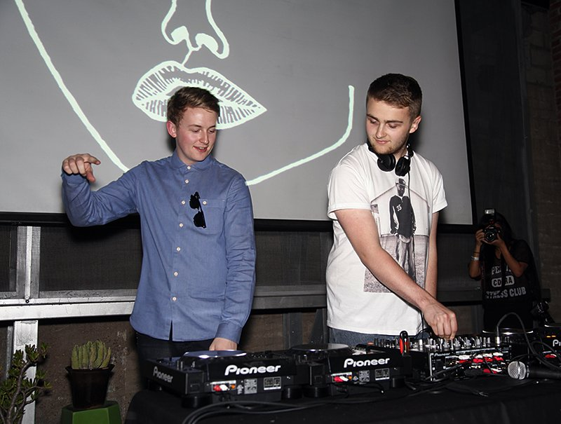 Disclosure jet off on multiple-month, international tour, just like me and my brother used to do