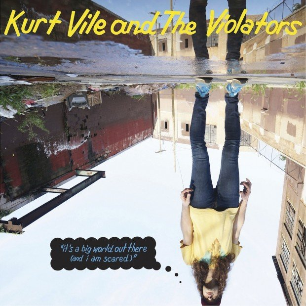 """Kurt Vile shares mixtape, announces new EP and expanded album, is starting to make """"lazy"""" look bad!"""