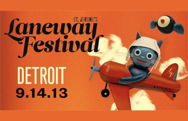 Laneway Festival slow dances with Detroit this weekend: Sigur Rós, Dismemberment Plan, Run the Jewels, Ghostly Intl. stage
