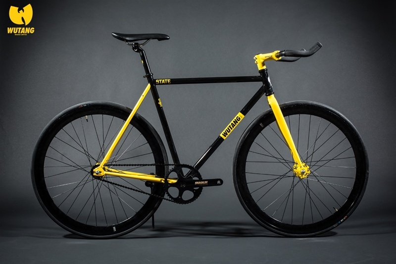 "Wu-Tang Clan release official band bicycles celebrating 20th anniversary, as predicted in early single ""Da Mystery of Commemorative Bicycles"""