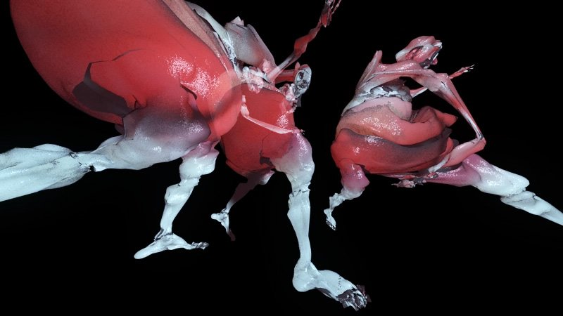 Arca to present &&&&& at Pitchfork-sponsored multimedia event in hopes that Pitchfork will then review &&&&&