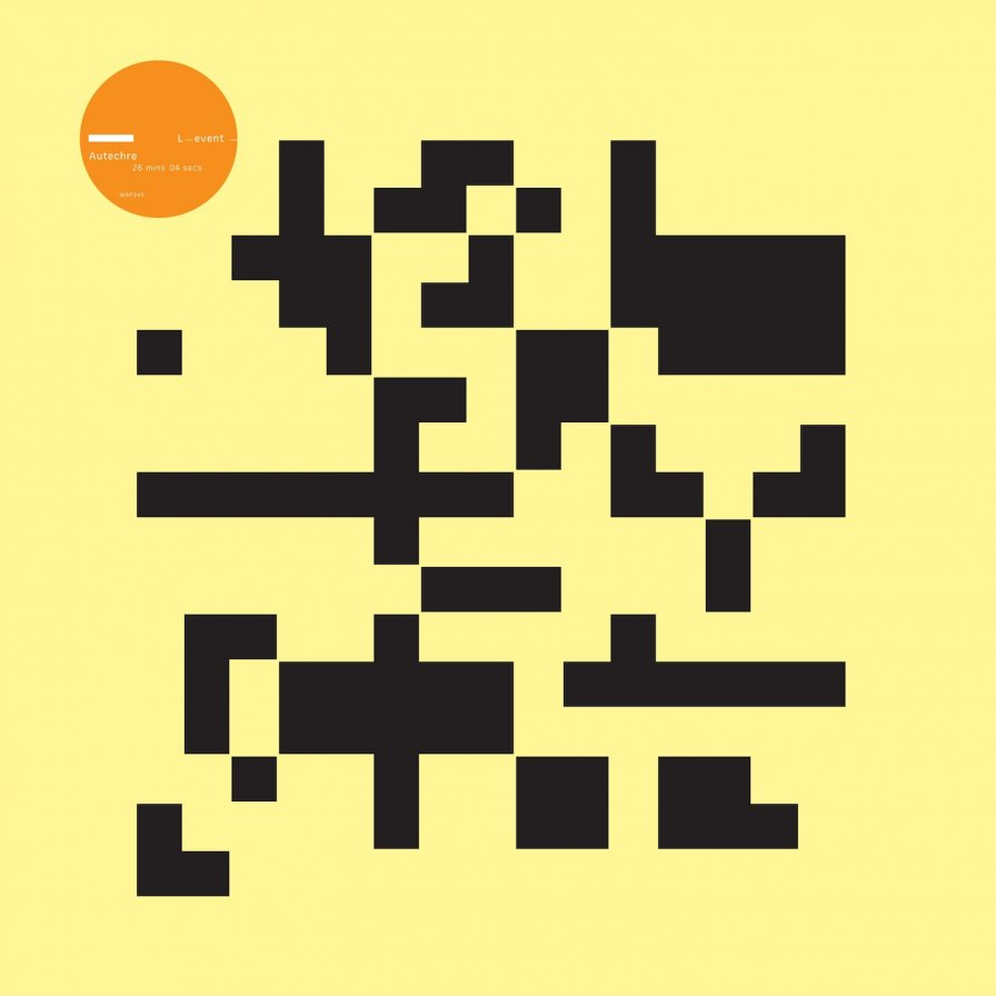 Autechre announce L-event EP, because downtime is an outdated concept
