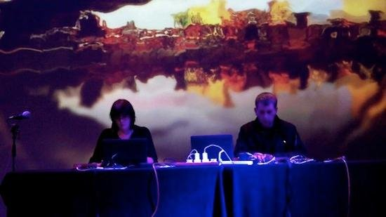 Family Matters fans Chris Carter and Cosey Fanni Tutti announce two US shows this winter, live remixing Desertshore