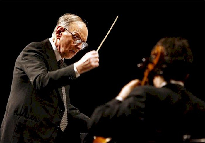 Ennio Morricone descends from heaven to play first-ever West Coast performances with 200-member orchestra
