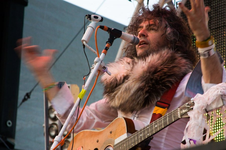 The Flaming Lips finally quit goofing around, release one EP inspired by a sci-fi movie and another EP of Tame Impala covers. Never mind, definitely still goofing around!