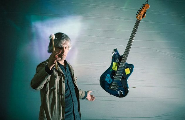 Sonic Youth's Lee Ranaldo wants to teach you how to play guitar (you're on your own for vocal lessons, though)!