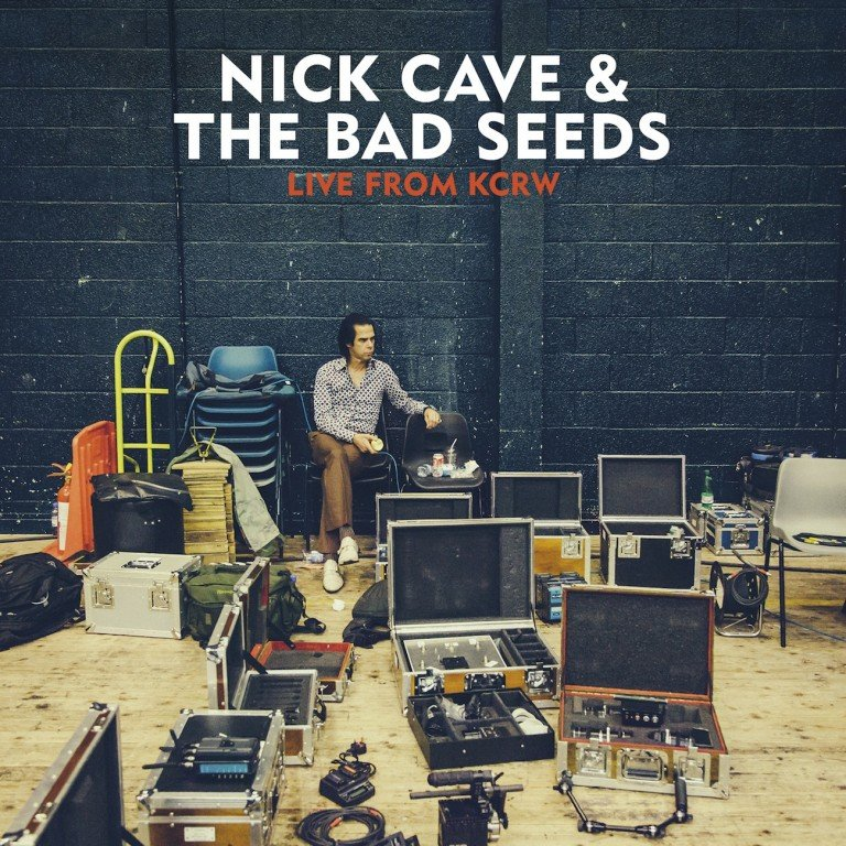 "Nick Cave and the Bad Seeds announce new live album; I announce ""hell to the YEAH."""