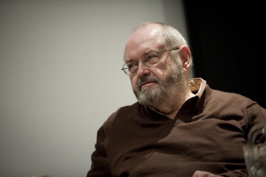 Phill Niblock all set to Touch you with microtones over the course of two discs on October 29