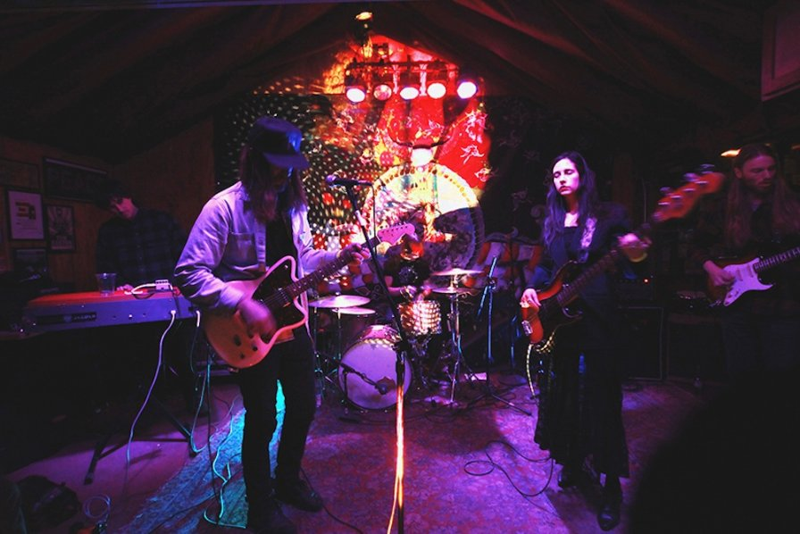 Psychic Ills and Mazzy Star pop out of North-American-tour-shaped box, and though we were excited, we could totally tell what it was before unwrapping it