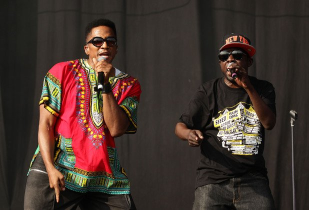 A Tribe Called Quest announce dates opening for Kanye West, announce that these dates will be their final shows, announce that these shows will be on point all the time