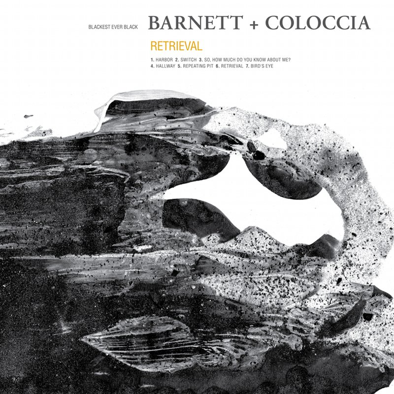 Blackest Ever Black preps dark, scary new release from Barnett + Coloccia (members of Oakeater, Mamiffer)