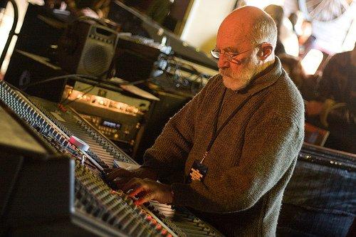 RIP: Bernard Parmegiani, electroacoustic composer