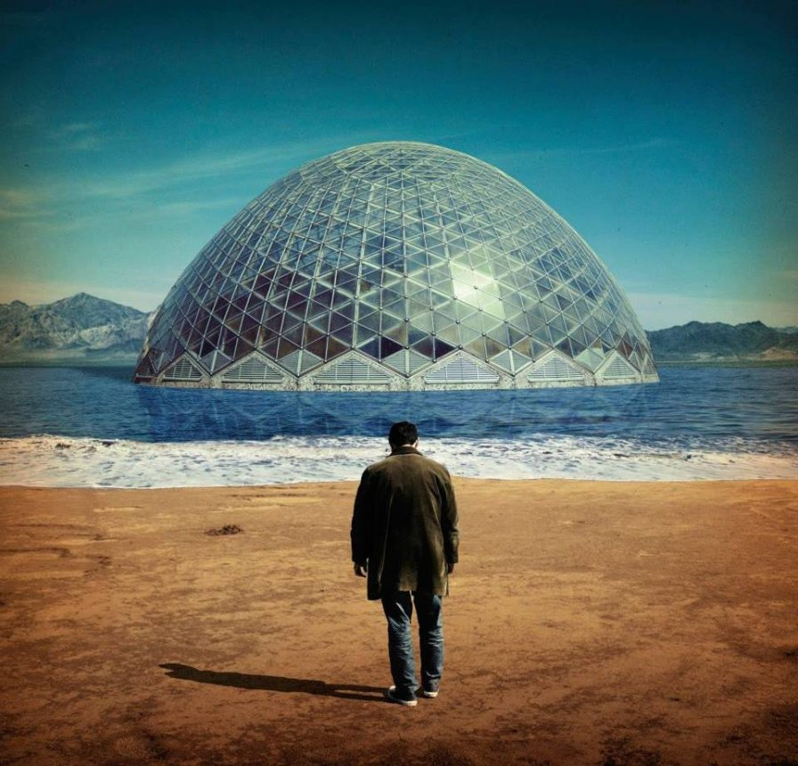 Damien Jurado's new album gets a music video and a frankly kinda moving essay by Father John Misty that makes me want to slurp down a milkshake at a dingy roadside diner ASAP