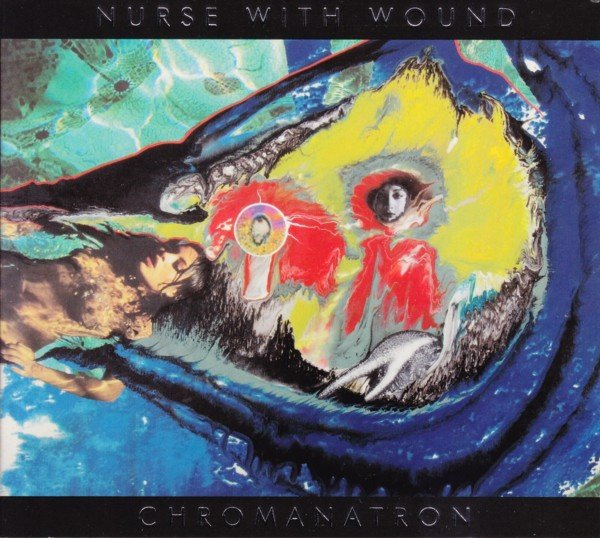 Nurse with Wound releases new LP Chromanatron, a dedication to Sand with assuredly no geological basis
