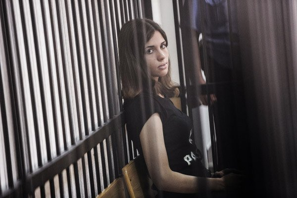 Pussy Riot's Nadya Tolokonnikova missing after prison transfer following hunger strike