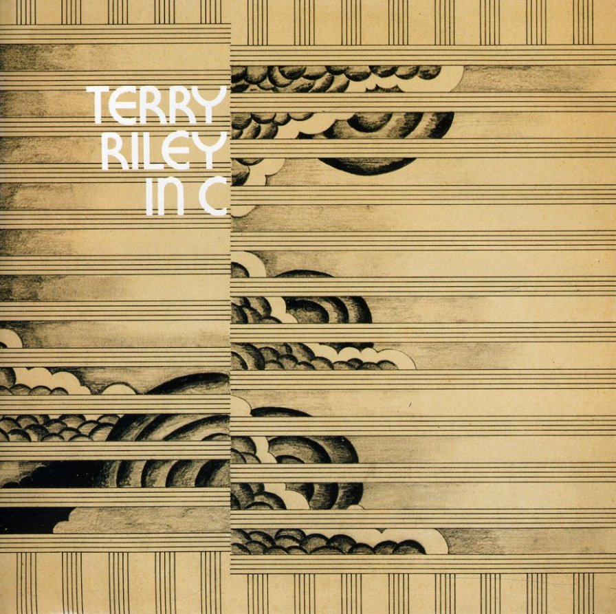 "Terry Riley's In C remastered from original 1968 tapes, restored to its original length of ""still-going-on"""