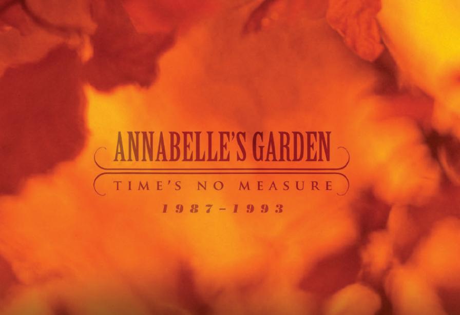 Goat-sacrificing German goths rejoice! Dais Records announces multi-volume Annabelle's Garden retrospective
