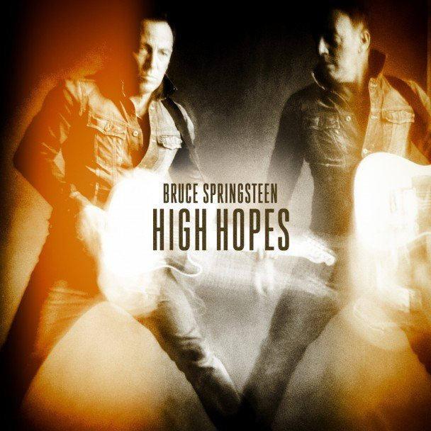 Bruce Springsteen announces new album High Hopes, then dashes a few of those hopes by featuring Tom Morello on eight tracks