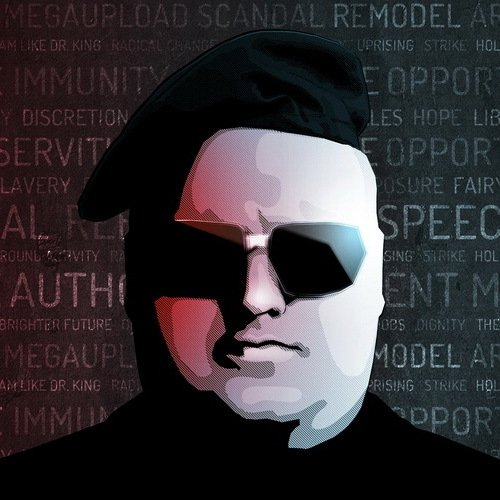 Megaupload founder Kim Dotcom is making a dance record with a Black Eyed Peas producer