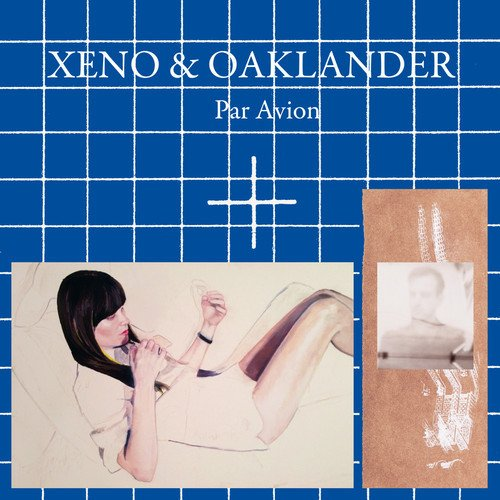 Xeno & Oaklander share title track from new Ghostly album Par Avion, along with perfume, bags, and sweatshirts