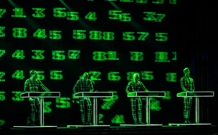 Kraftwerk announce extensive tour, like some sort of touring man machine