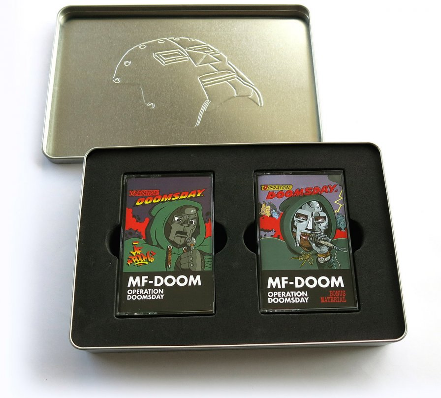 MF DOOM's Operation: Doomsday to receive 2xCS release, the downgraded definitive edition