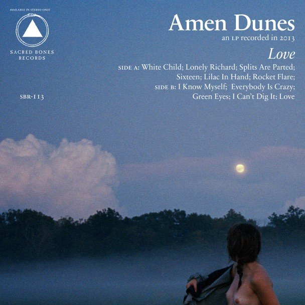 Amen Dunes announces new album Love! It's getting released in the spring, when love is all everywhere!